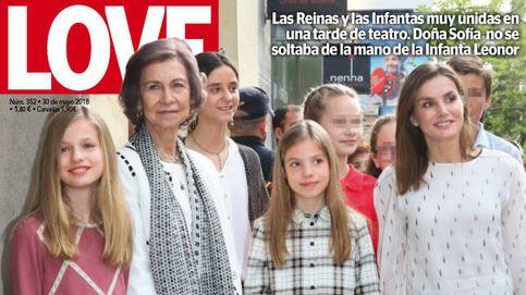 Leonor y Sofía, las claves de la concordia en la familia real