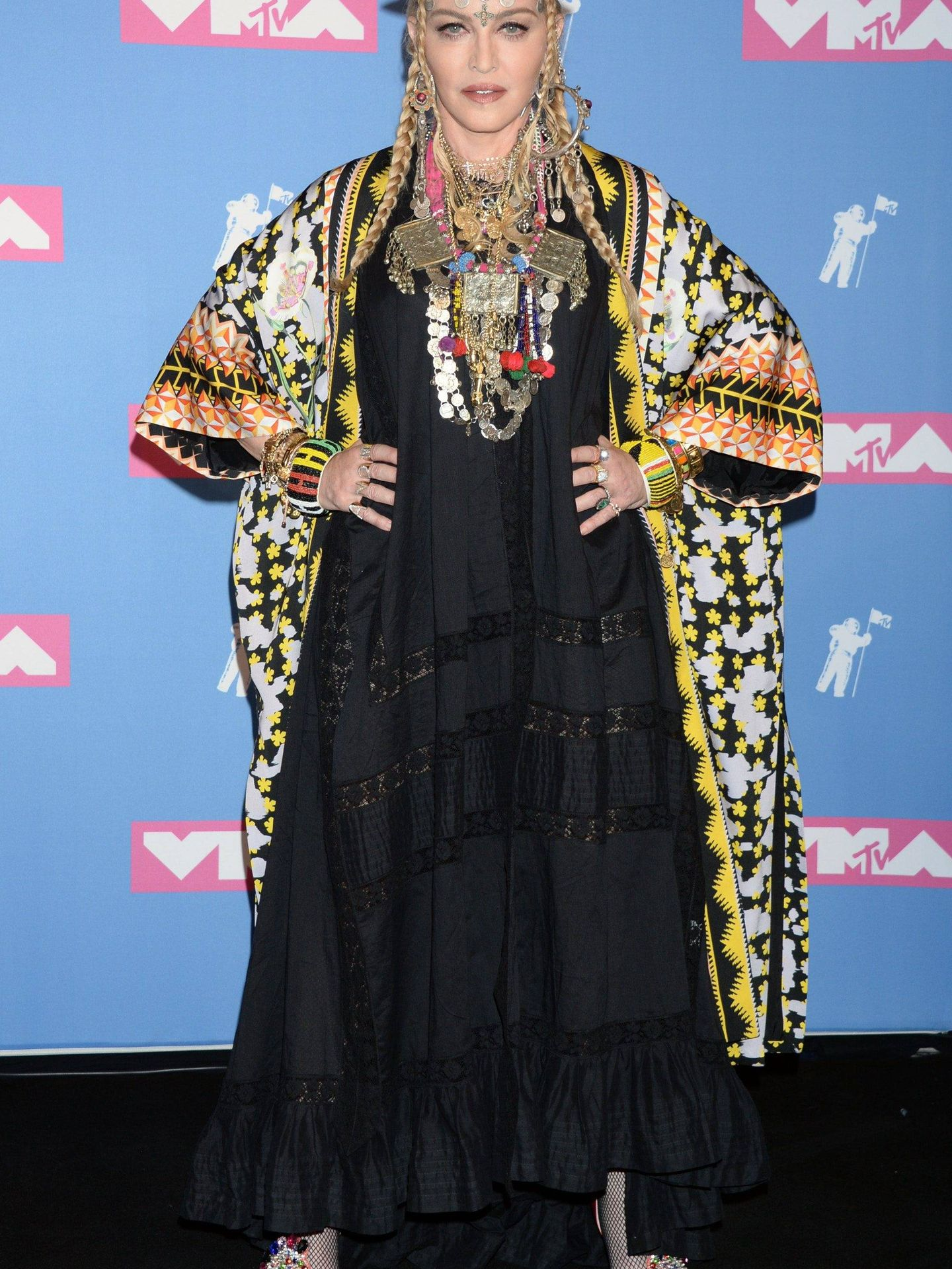 Madonna. (Cordon Press)