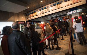 La asistencia al cine sube un 26,5% en el primer semestre de 2014