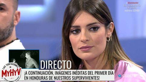 Los cuchillos entre Rubén y Susana ('Tentaciones') llegan a 'MYHYV'