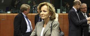 """Salgado dice que """"no hay posibilidad"""" de hacer un préstamo bilateral a Portugal"""
