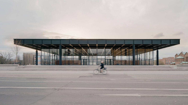 D. Chipperfield. Renovación de la 'Neue Nationalgalerie', Berlín. (Simon Menges)