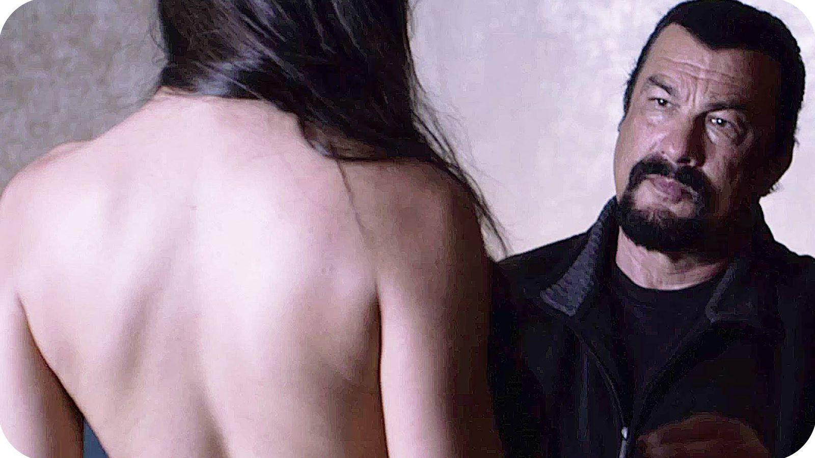 Foto: El actor Steven Seagal en una imagen de archivo de una película.