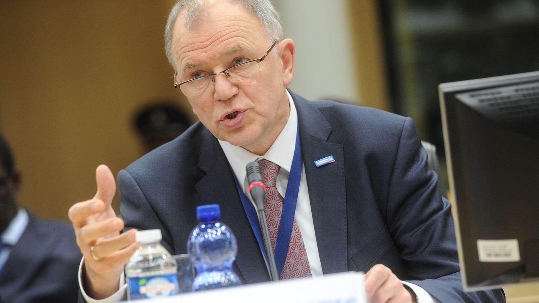 Foto: El comisario europeo de Salud y Seguridad Alimentaria, Vytenis Andriukaitis