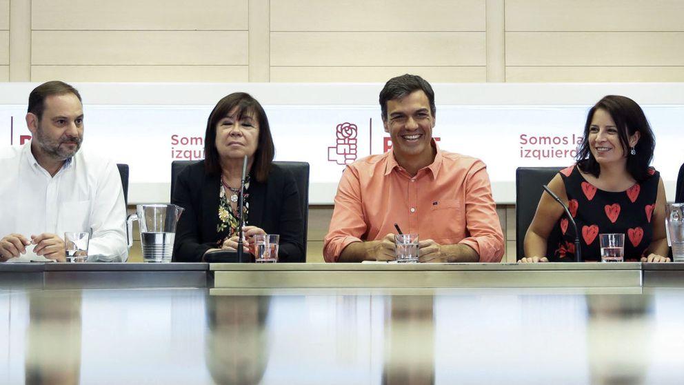 El PSOE enfría la reforma constitucional para abordar antes la crisis territorial