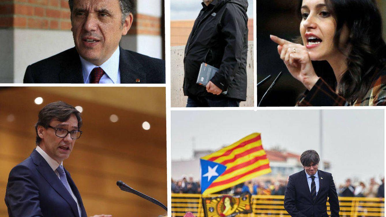 El 'president' Illa, la debacle de Arrimadas, el regreso de Puigdemont