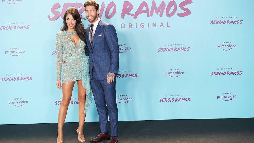 Foto: Ramos y Pilar Rubio. (Limited Pictures)