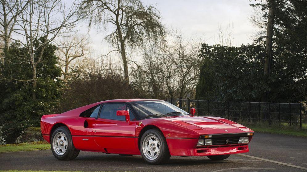 Foto: Ferrari 288 GTO de 1984