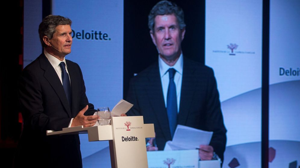 Foto: Francisco Riberas, presidente de Gestamp. (EFE)