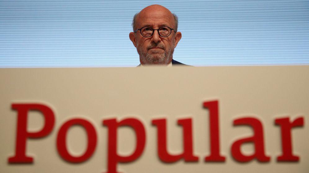 Foto: Emilio Saracho, expresidente de Banco Popular. (Reuters)