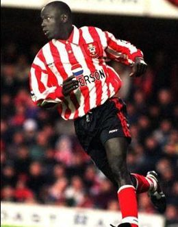 Foto: Ali Dia o cómo debutar en la Premier League sin ser futbolista profesional