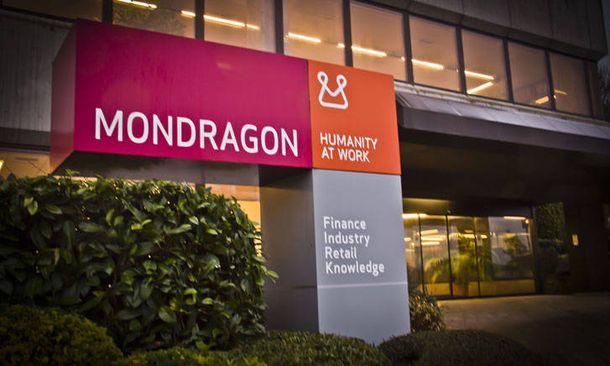 Foto: Exterior de la sede de Corporación Mondragón.