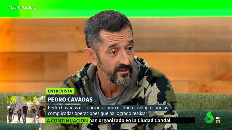 Pedro Cavadas, sobre las críticas de Podemos a Amancio Ortega: No son comprensibles