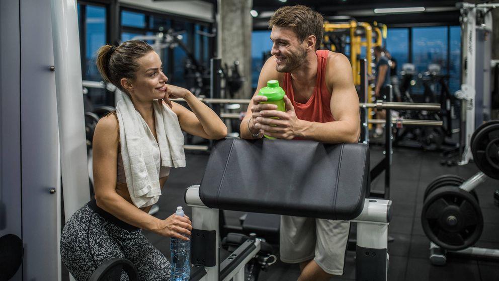 Cómo es liarse con el instructor del gimnasio: Nos poníamos a tono