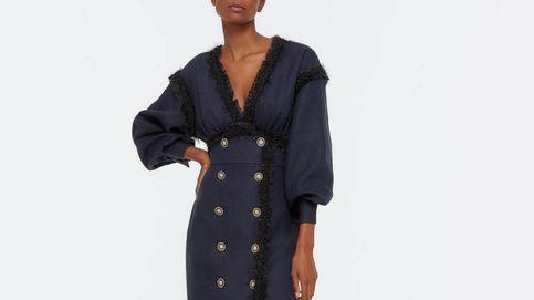 Invitadas: el vestido para proclamarte con el título a la más cool es de Uterqüe