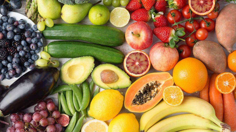 Foto: Las dietas ricas en antioxidantes también protegen de la degeneración macular. (iStock)