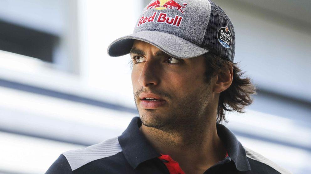 El abrazo del oso: Red Bull quiere blindar (otra vez) a Carlos Sainz