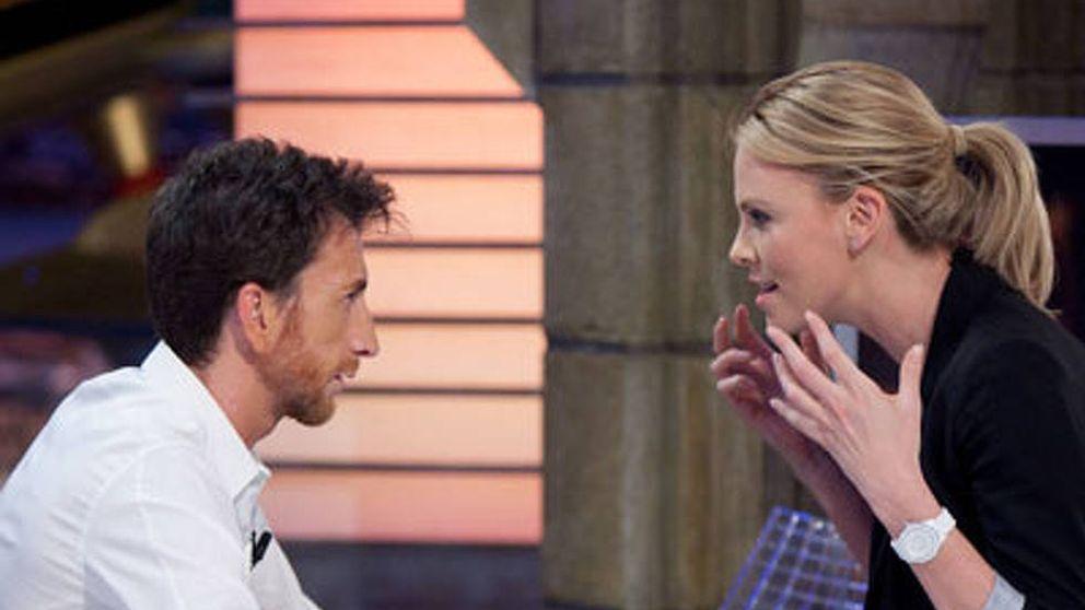 Charlize Theron se disculpa con 'El hormiguero' tras su espantada
