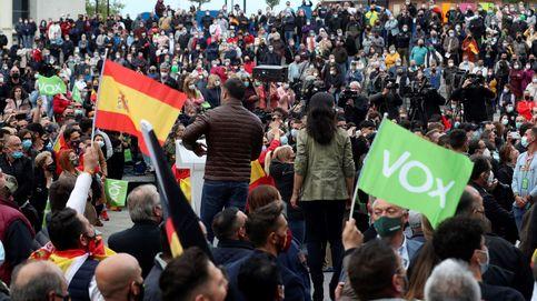 Vox se lanza a la calle para liderar la rebelión social por el precio de la luz