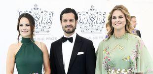 Post de Premios Polar: del minimal de Sofía de Suecia al 'flower power' de Magdalena