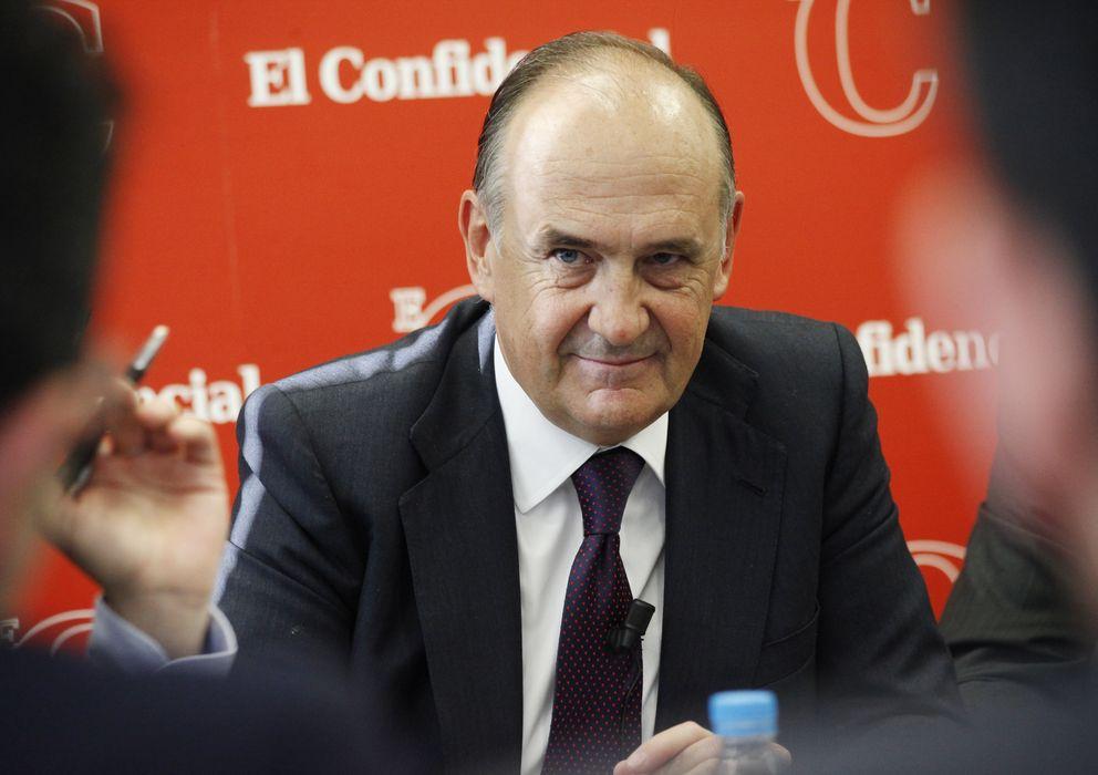 Foto: Juan Béjar, consejero delegado de FCC. (enrique villarino)