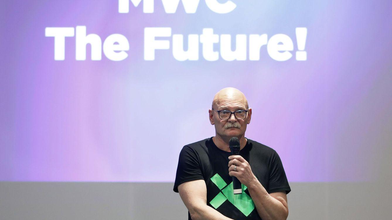 Foto: El consejero delegado de la organizadora del Mobile World Congress (MWC), John Hoffman. (EFE)