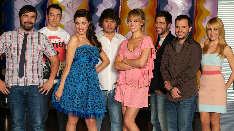 Presentadores y colaboradores de 'SLQH'. (Atresmedia Televisión)