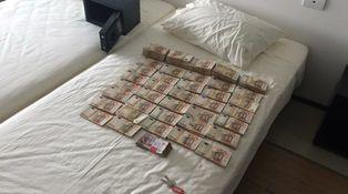 La memoria de un agente de la UCO, clave para hallar los billetes de Edmundo