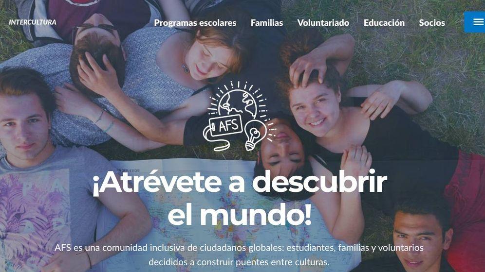 Foto: La web de AFS.