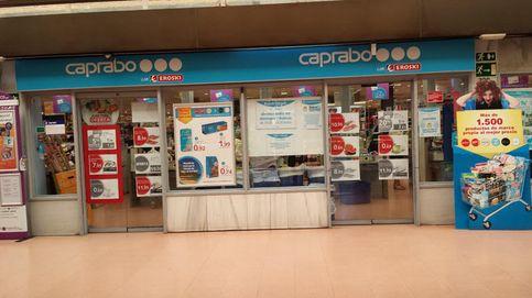 Los antiguos dueños de Caprabo hacen caja: venden un tercio de sus locales
