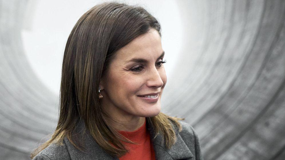 Foto: Doña Letizia en una imagen de archivo. (Getty)