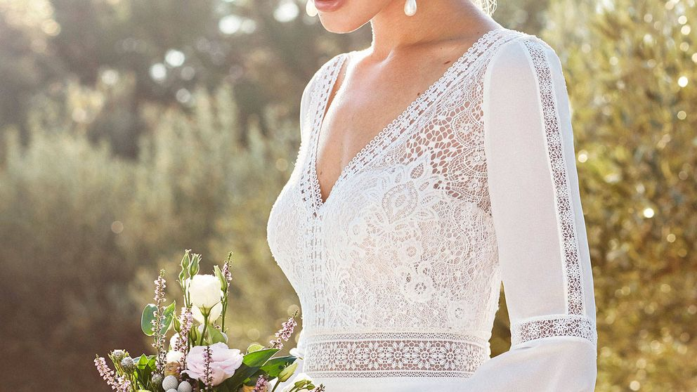 Los 6 vestidos de novia (3 low cost) a los que Anna Wintour daría su bendición