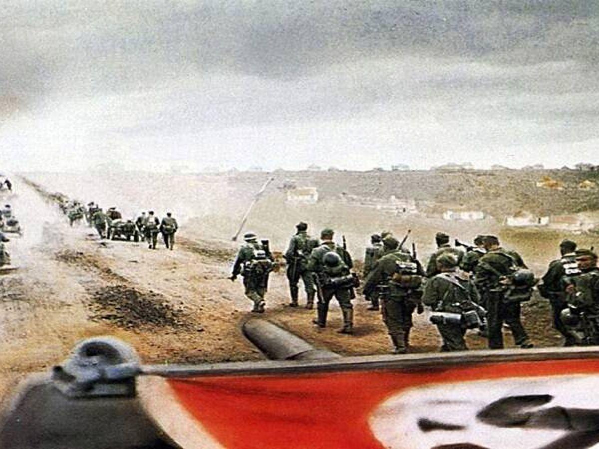 Foto: Operación Barbarroja: la Alemania nazi se lanza a la conquista de la URSS