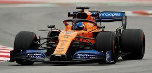 Post de Fórmula 1: McLaren y Carlos Sainz, lo que mal empieza, mal acaba