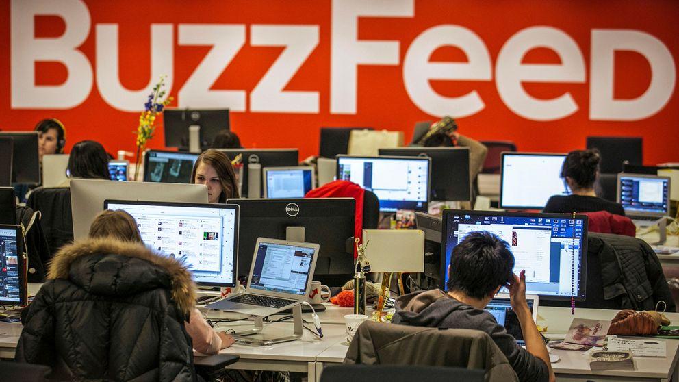 """""""Hoy es mi último día en Buzzfeed"""". Facebook se cobra su primera víctima"""
