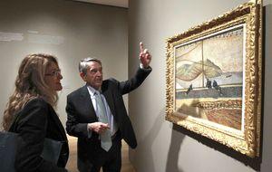 El Thyssen inaugura la muestra de Darío de Regoyos con varios cuadros en venta