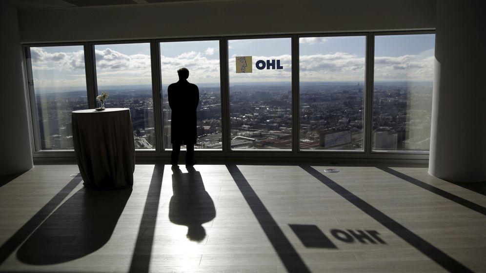 Foto: Oficinas de OHL en Madrid. (Reuters)