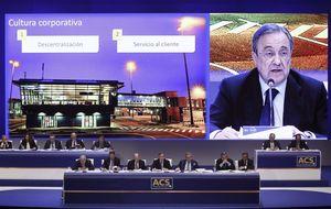 ACS busca en la basura de Madrid la guinda para vender Urbaser