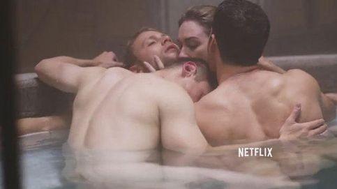 La escena más caliente de Miguel Ángel Silvestre en 'Sense 8'
