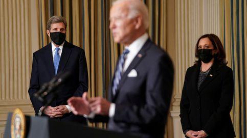 Biden despide a 40 expertos contratados por Trump para medioambiente