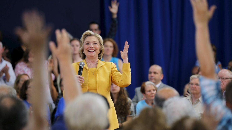 Foto: Hillary Clinton, en una imagen de archivo (Reuters)