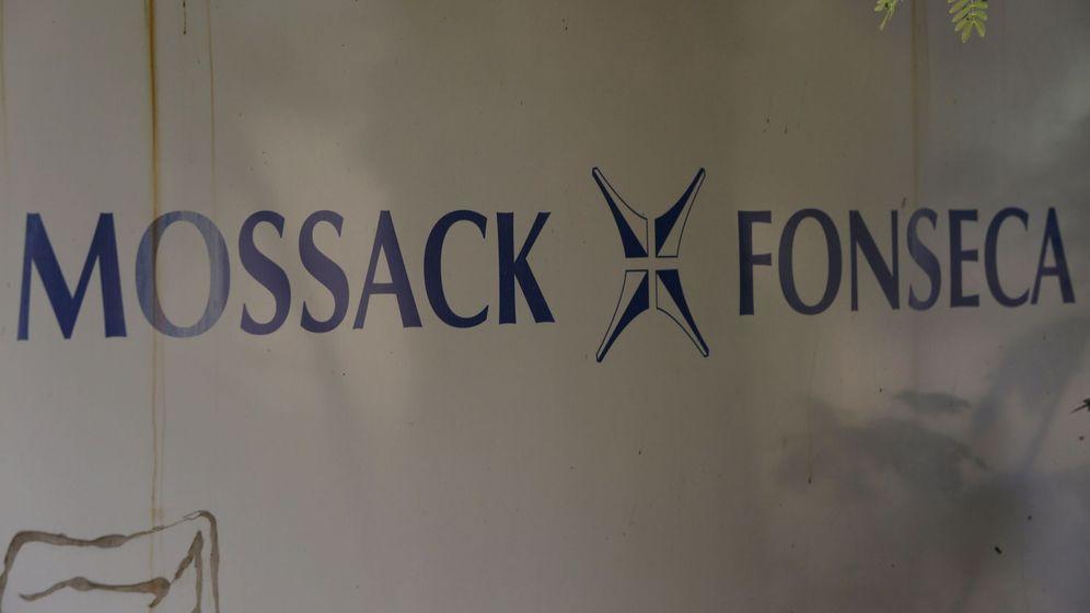 Foto: Logotipo de la firma de abogados panameña Mossack Fonseca (Reuters)