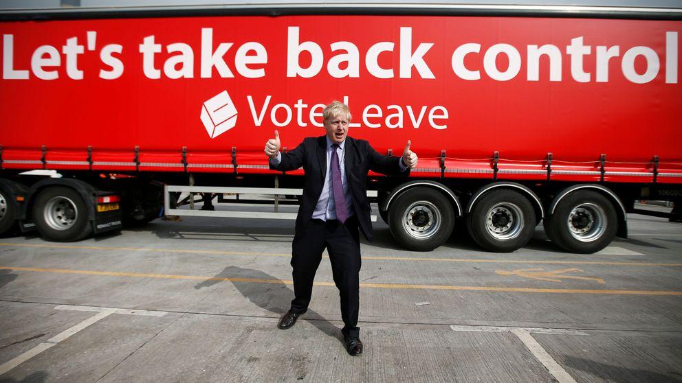 Boris Johnson considera absurdo votar el acuerdo del Brexit sin más negociación