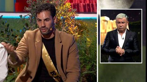 Jorge Javier se achanta ante el inesperado ataque de Asraf Beno en 'La casa fuerte'