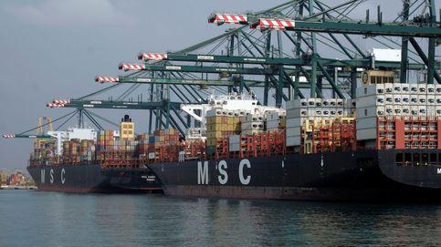 Barcelona y Marsella 'tocan' a MSC en pleno megaconcurso del puerto de Valencia