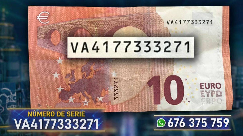 Así es el billete de 10 euros de El Hormiguero que vale 3.000 si lo encuentras