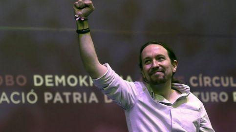 Pablo Iglesias, reelegido líder de Podemos con una participación del 11%