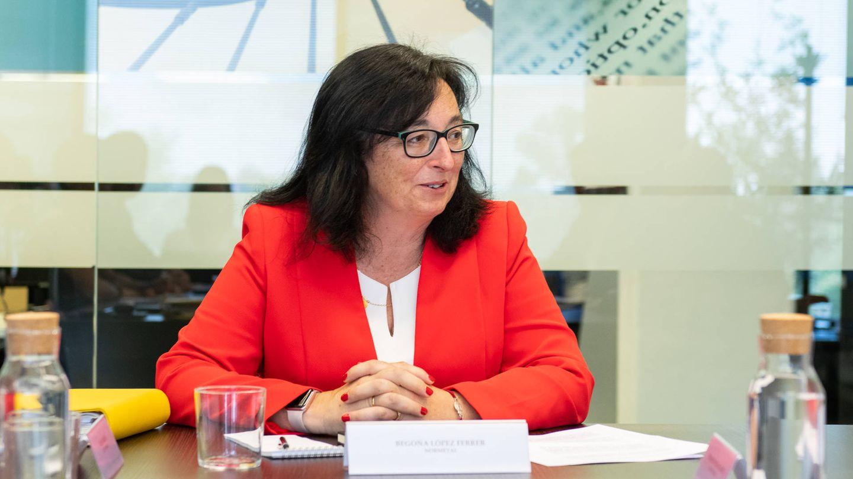 Begoña López, directora comercial de Normetal.