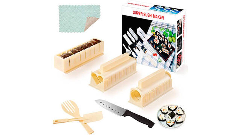 Moldes para hacer sushi Skyser.