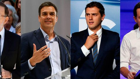 20 de junio: fecha para el debate entre Rajoy, Sánchez, Iglesias y Rivera